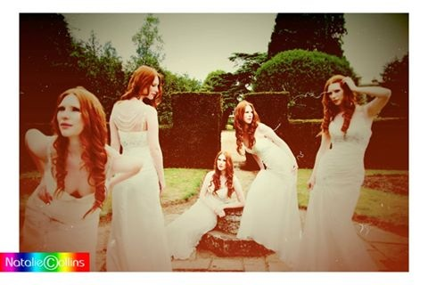 Labyrinth photo shoot