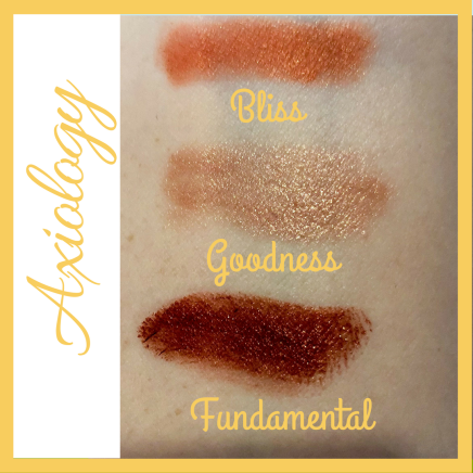 Axiology - Swatches