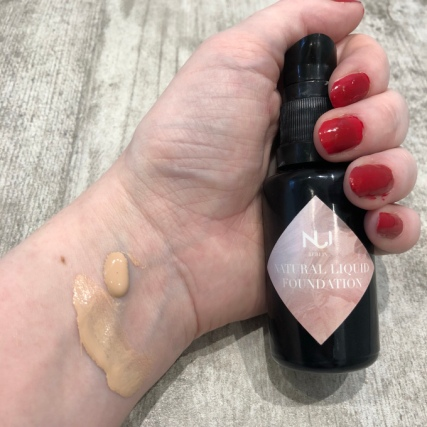 swatch foundation