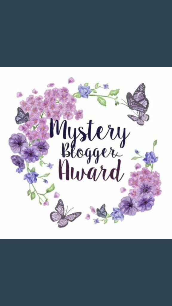 Mystery Bloggger Award