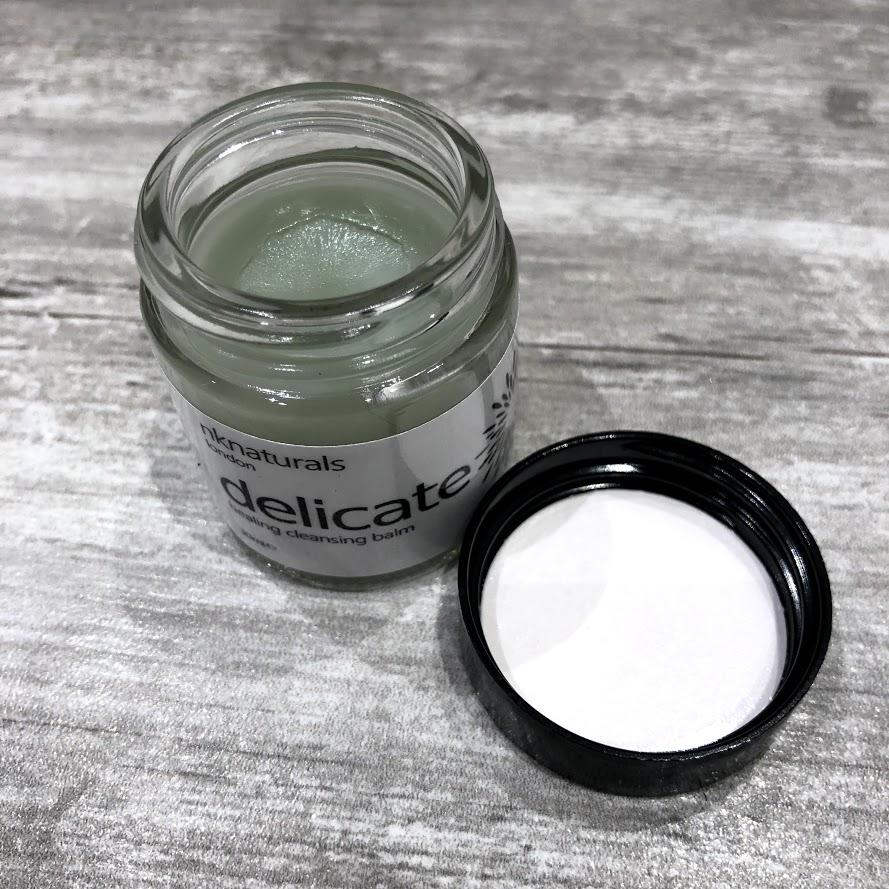 NK naturals cleansing balm
