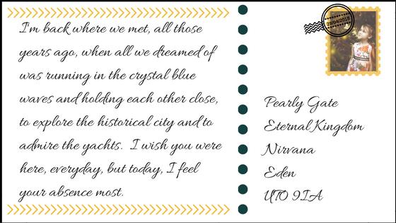 Postcard Poem - Day 28