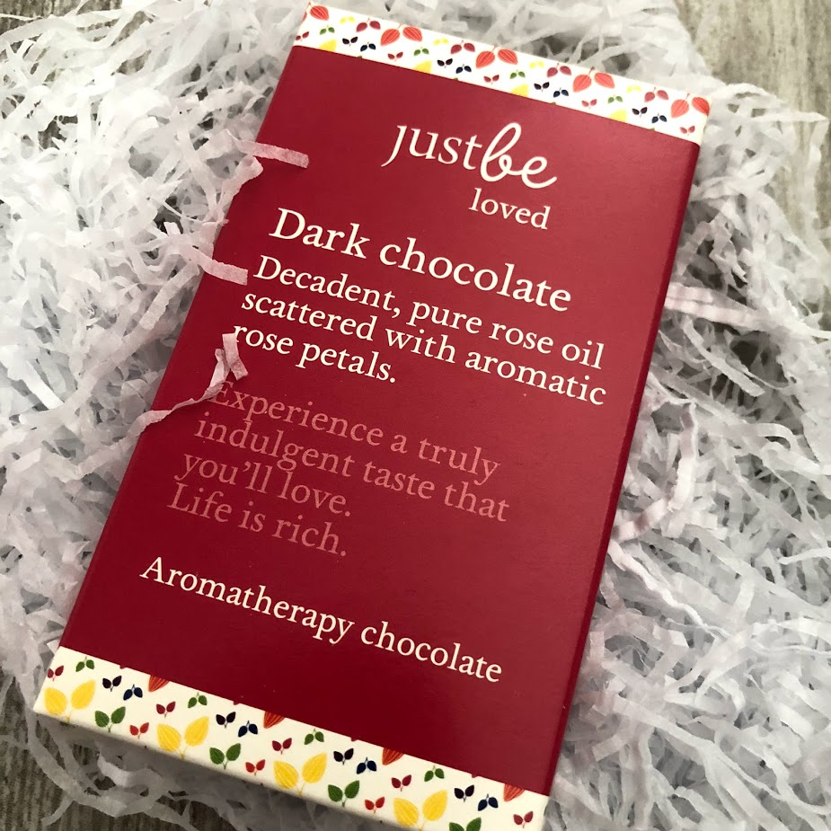 Just Be chocolate