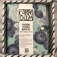 My new Carpe Diem planner