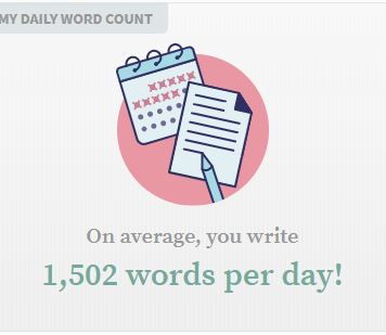 Daily Word Count