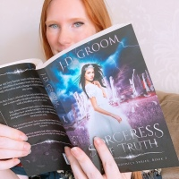 Book Review: Sorceress of Truth by J D Groom