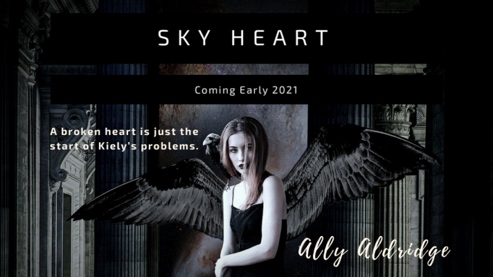 Sky Heart, book 2 in the Soul Heart Series, coming in 2021